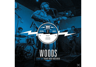 Woods - Live At Third Man Records - (Vinyl)