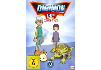Digimon Adventure - Staffel 2.3 - (DVD)