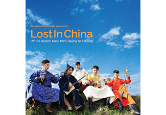 VARIOUS - Lost In China - (CD)