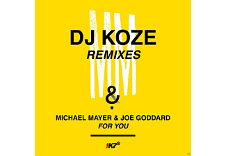 Michael Mayer & Joe Goddard - For You (DJ Koze Remixes) - (Vinyl)