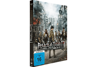 Attack on Titan - Film 2 - End of the World - (DVD)