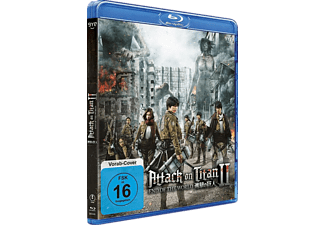 Attack on Titan - Film 2 - End of the World - (Blu-ray)