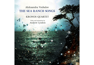 Kronos Quartet - The Sea Ranch Songs - (CD + DVD Video)