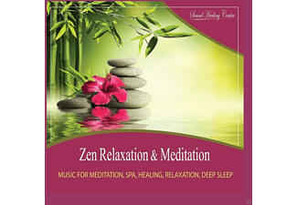 Sound Healing Center - Zen Relaxation & Meditation - (CD)
