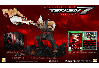 Tekken 7 Collectors Edition Xbox One