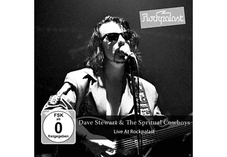 The Spiritual Cowboys, Dave Stewart - Live At Rockpalast - (DVD + CD)