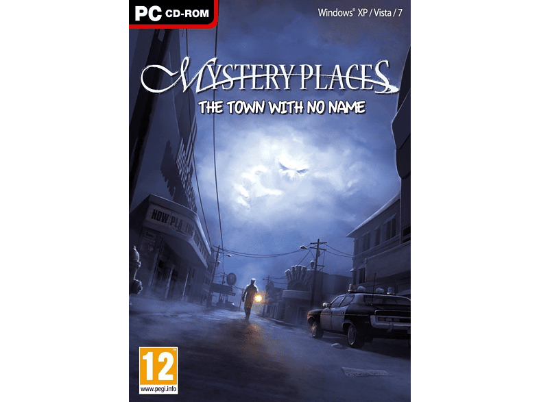 Mystery Places - The Town With No Name PC gaming games pc games