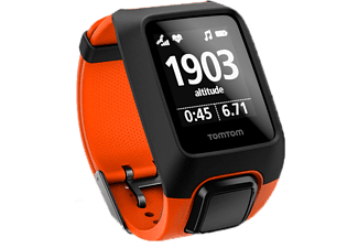 TOMTOM Adventurer GPS-outdoorhorloge Oranje
