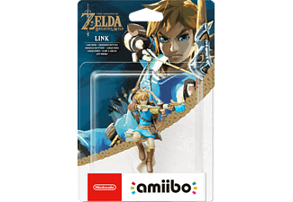 AMIIBO Link Bogenschütze - The Legend Of Zelda - Breath Of The Wild Collection Spielfigur