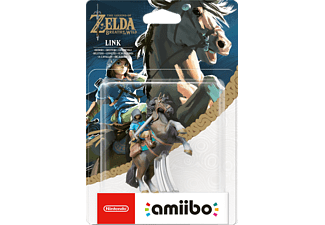 AMIIBO Link Reiter - The Legend Of Zelda - Breath Of The Wild Collection Spielfigur