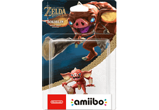 AMIIBO Bokblin - The Legend Of Zelda - Breath Of The Wild Collection Spielfigur