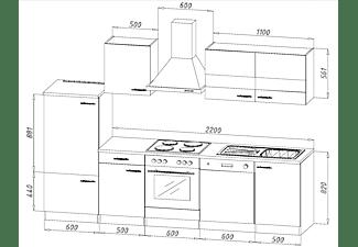 respekta kb280esw k chenzeilen k chenmodule mediamarkt. Black Bedroom Furniture Sets. Home Design Ideas