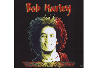 Bob Marley - The Real Sound Of Jamaica - (CD)