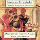 U Duetschler Novus Brass Quartett - Canzoni/Capricci (CD) jetztbilligerkaufen