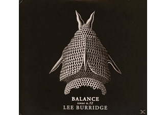 VARIOUS, various/lee burridge - Balance 012 - (CD)