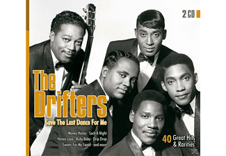 The Drifters - Save The Last Dance For Me - 40 Great Hits & Rarities - (CD)