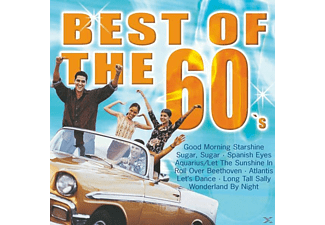 VARIOUS - Best Of The 60s (Re-Recordings) - (CD)