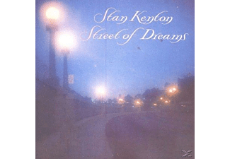 Stan Kenton - Street Of Dreams - (CD)