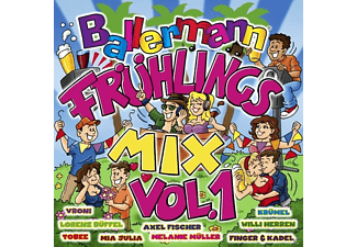 VARIOUS - Ballermann Frühlings Mix Vol.1 - (CD)