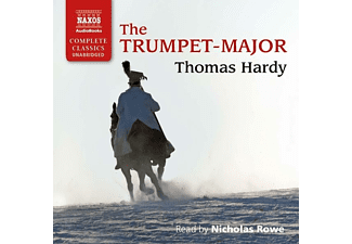 The Trumpet-Major - 9 CD - Hörbuch