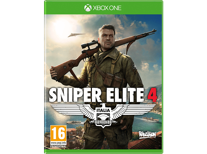 Sniper Elite 4 gaming games xbox one games