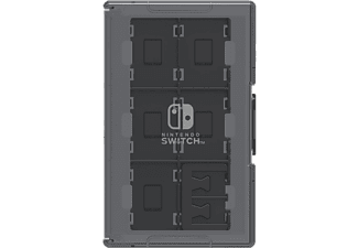 HORI Nintendo Switch Game Card Case - Clear
