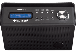 LENCO PDR-030, Digitalradio
