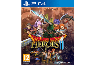 Dragon Quest Heroes II PS4