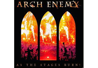 Arch Enemy - As The Stages Burn! - (DVD + CD)
