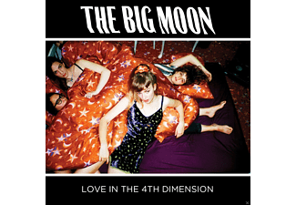 The Big Moon - Love In The 4th Dimension - (Vinyl)