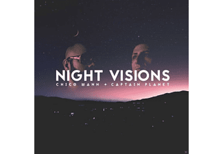 Captain Planet, Chico Mann - Night Visions (2LP) - (Vinyl)