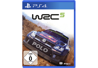 wrc 5 software pyramide playstation 4 spiele mediamarkt. Black Bedroom Furniture Sets. Home Design Ideas