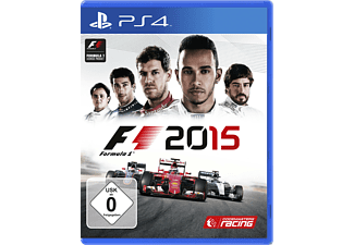 F1 2015 (Software Pyramide) - PlayStation 4