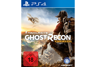 Tom Clancy's: Ghost Recon Wildlands [PlayStation 4]