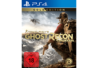Tom Clancy's Ghost Recon® Wildlands (Gold Edition) - PlayStation 4