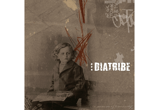 Diatribe - In Memory Of Tomorrow - (CD)