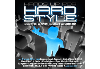 VARIOUS - Hardstyle, Hands Up For! Vol.3 - (CD)
