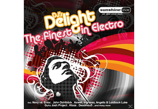 VARIOUS - Finest In Electro, The: Dj S Delight - (CD)