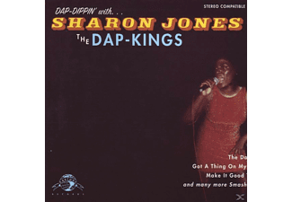Sharon & The Dap-kings Jones - Dap Dippin' - (CD)