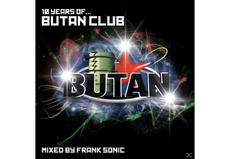 VARIOUS - Butan Club Vol.1-10 Years Of [CD]