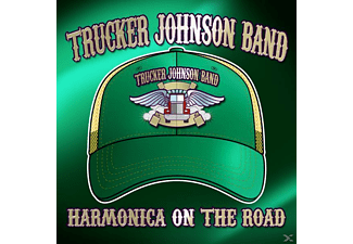 Trucker Johnson Band - Harmonica On The Road - (CD)
