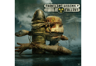 Front Line Assembly - Fallout - (CD)