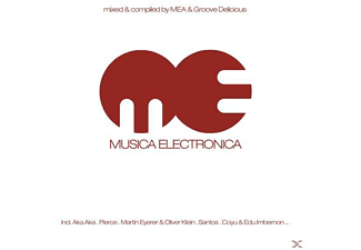 VARIOUS - Musica Electronica - (CD)