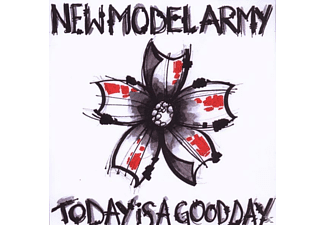 New Model Army - Today Is A Good Day - (CD)