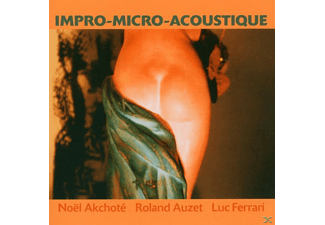 Ferrari - Impro-Micro-Acoustique - (CD)