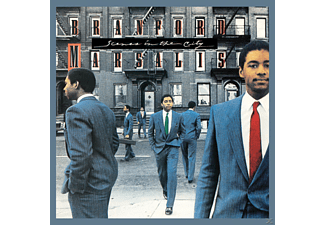 Branford Marsalis - Scenes In The City - (CD)
