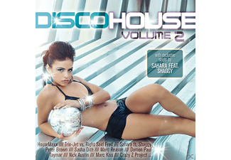 VARIOUS - Disco House Vol.2 - (CD)