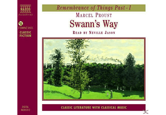 Swann's Way - 3 CD - Literatur/Klassiker