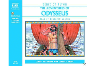 THE ADVENTURES OF ODYSSEUS -  CD - Hörbuch
