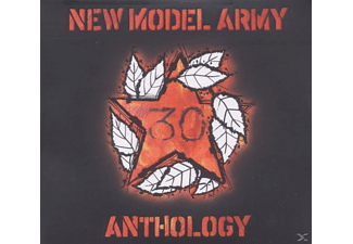 New Model Army - Anthology - (CD)
